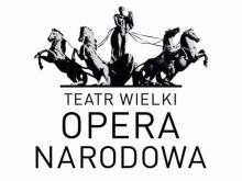 Logo teatr wielki, opera narodowa