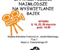 plakat kino Retro Sopot