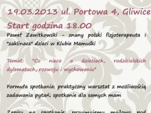Gliwice Klub Mamuśki