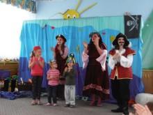 Spotkanie z piratami